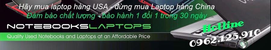 QC: laptop USA giá rẻ