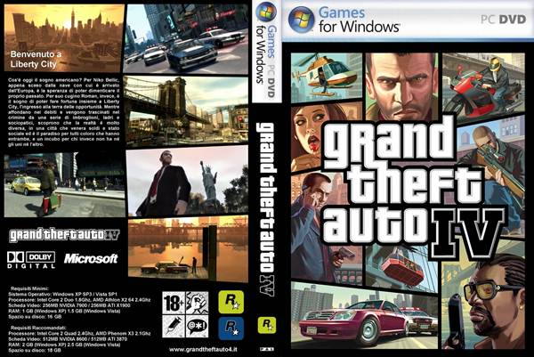 Grand Theft Auto IV Patch 7 -- Title Update v 1070