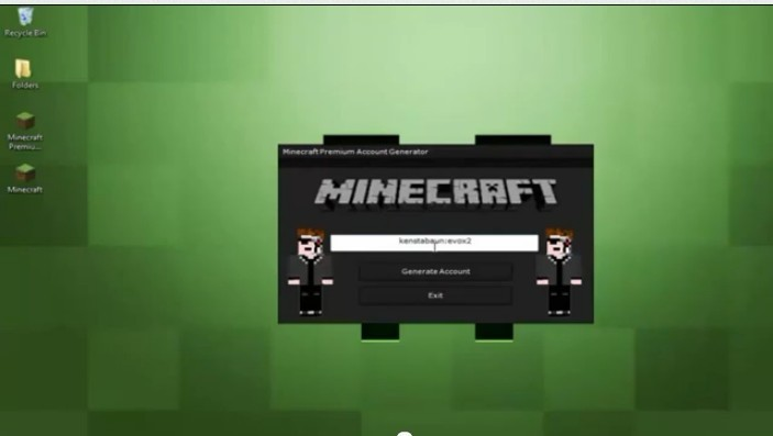 minecraft premium account maker.exe download