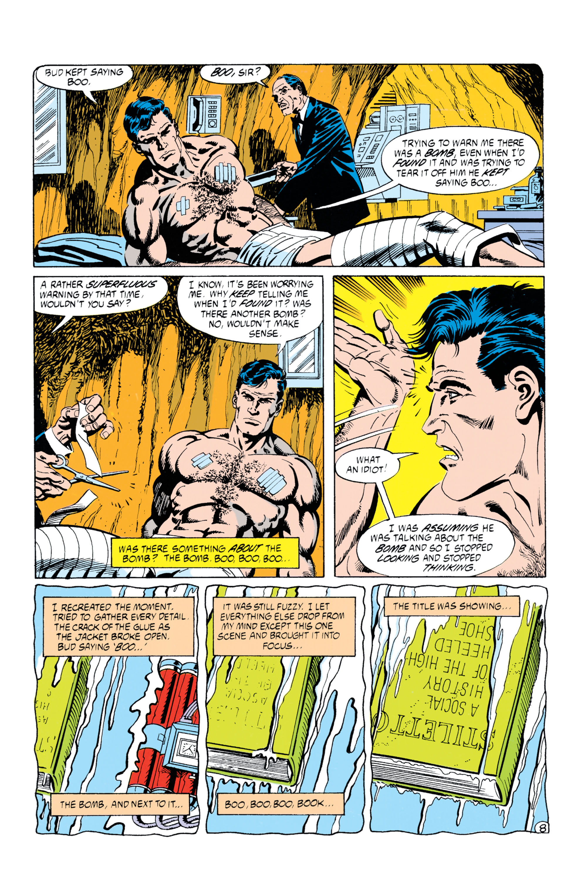 Detective Comics (1937) Issue #630 Page 9