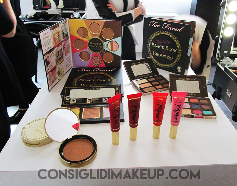 novità sephora press day estate 2015 too faced