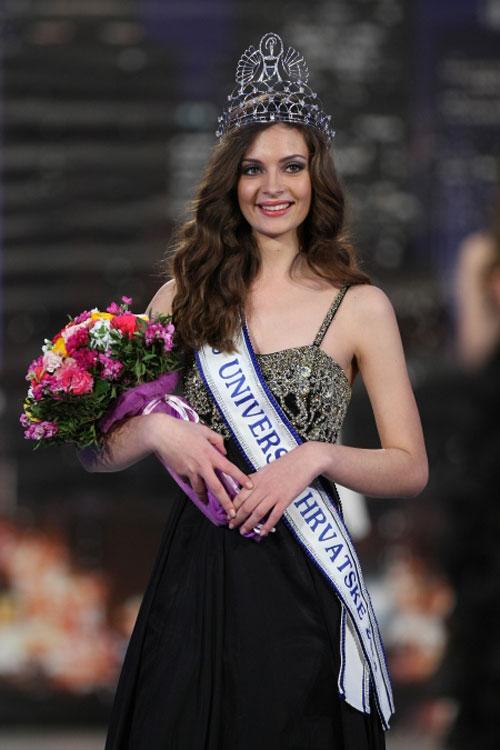Miss Universe Hrvatske 2012