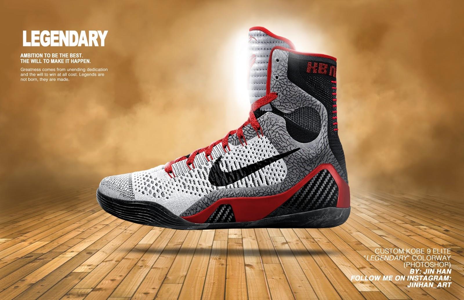 Nike Kobe 10 Concept