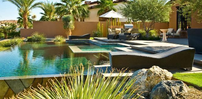 Fotos de piscinas casa de campo piscina - Piscina casa de campo ...