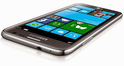 Samsung ATIV S dipertingkat dengan GDR3