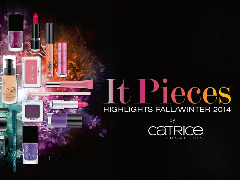 "[preview] Die ""It Pieces"" LE von Catrice"