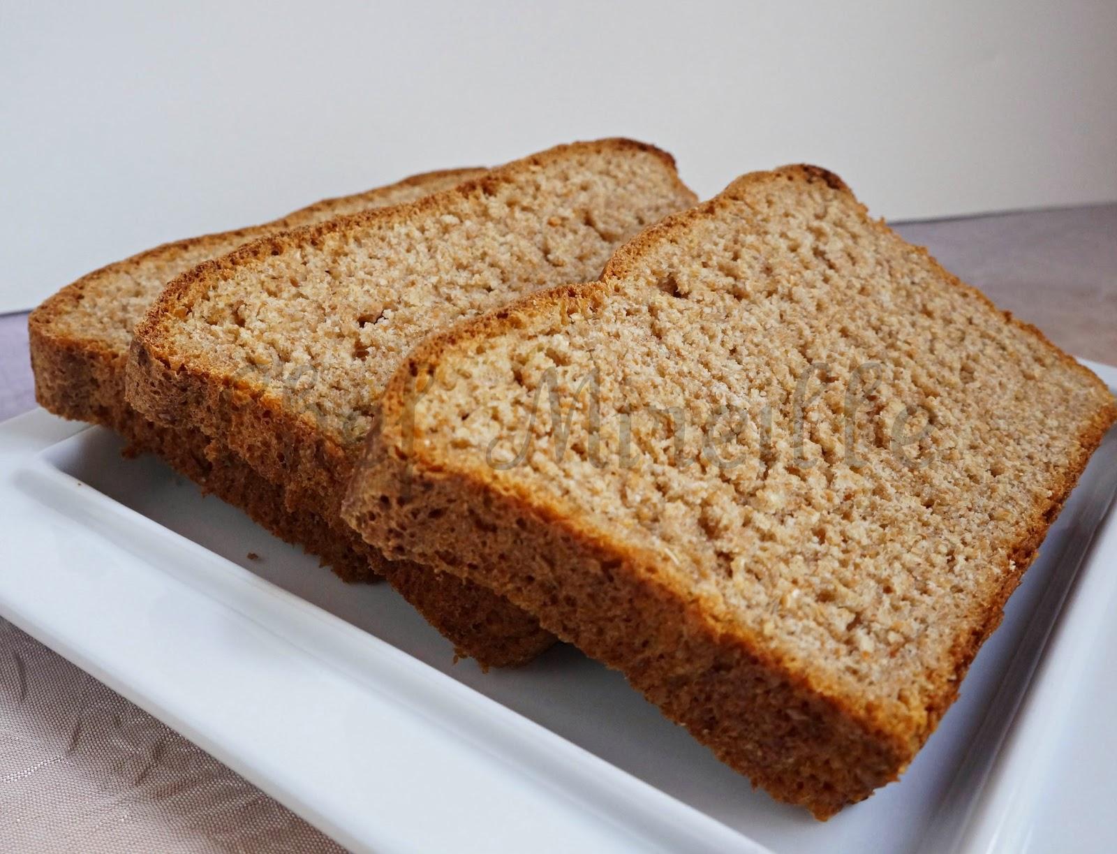 Whole Wheat Bread, Breakfast