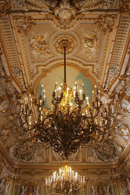 palazzo parisio ballroom ornate ceiling