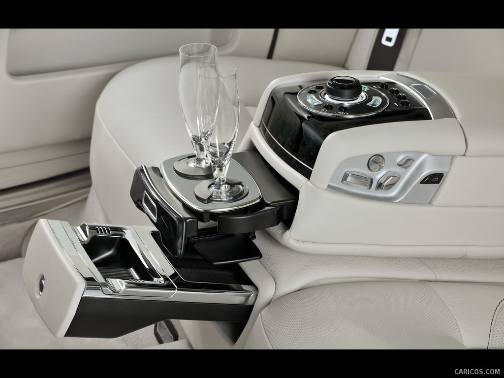 Sports Cars Rolls Royce Ghost Interior 2012