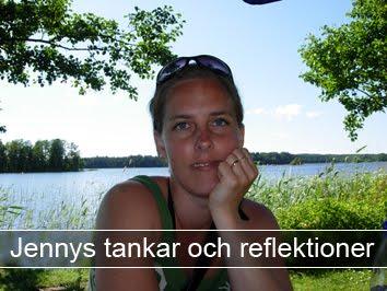 Jennys tankar och reflektioner