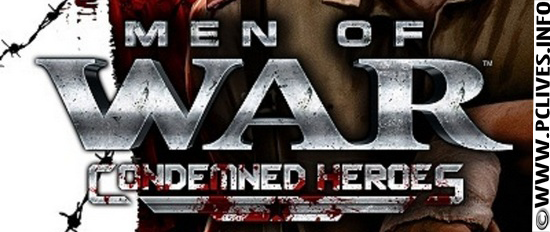 Men of War: Condemned Heroes cover