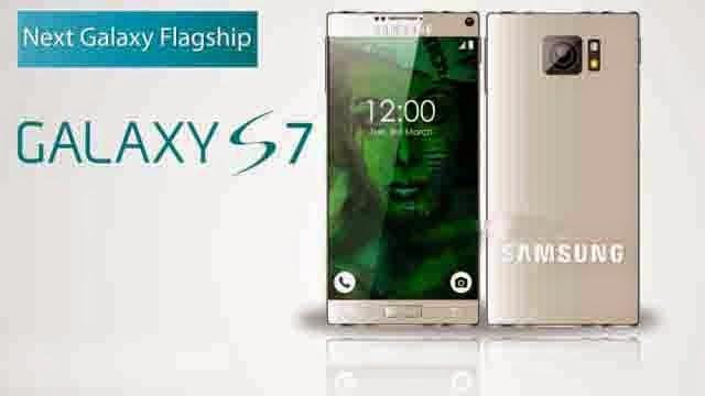 Bocoran Desain dan Spesifikasi Samsung Galaxy S7
