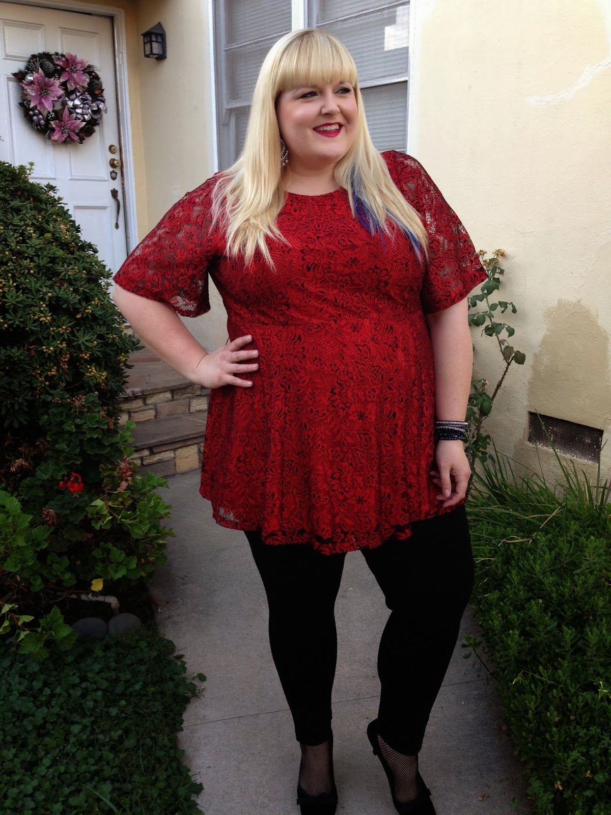 Plus Size Holiday Style with Simply Be!