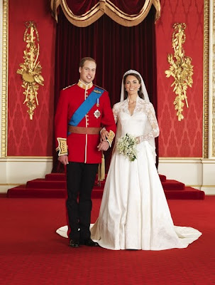 No Honeymoon For TRH William