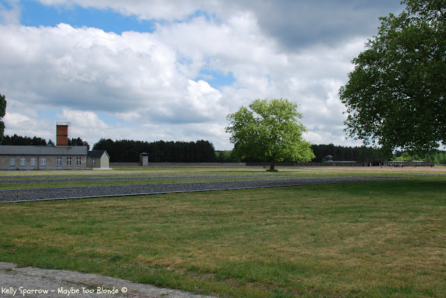 Sachsenhausen concentration camp, Oranienburg, Germany