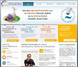 Seminario sobre t cnicas culinarias en la universidad for Tecnicas culinarias de la cocina francesa