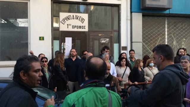 Ξεχειλίζει η λαϊκή οργή για τους πλειστηριασμούς: Ισπανική (? εβραϊκή;) τράπεζα βγάζει το σπίτι μου στο σφυρί