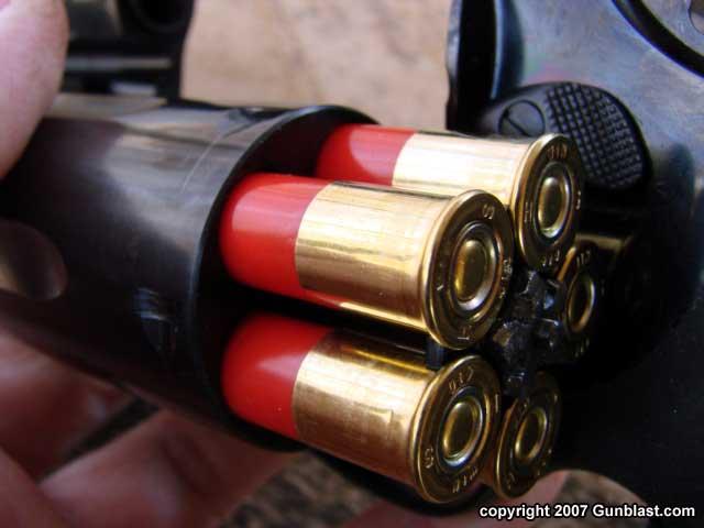 Taurus 45/410 Revolver