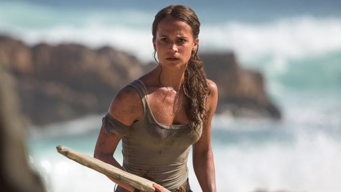 Tomb Raider - A Origem 4K Ultra HD 2018 Filme 4K Bluray UltraHD completo Torrent