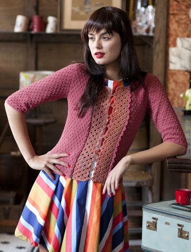 Crochet By Faye Vogue Knittings Crochet 2013 Issue Sneak Peek