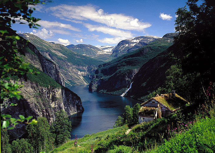 World Visits Welcome To Norway Fjords Best Tourist Attractions