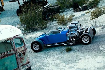 Hot Rod Ford Modelo T 1927