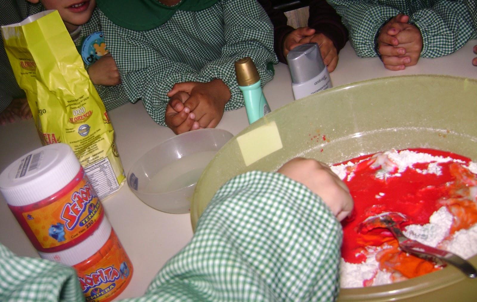 Educaci n inicial c rdoba el modelado en el nivel inicial for Actividades para jardin maternal sala de 2
