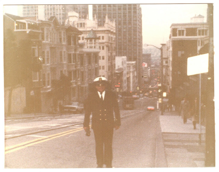 César Rivera - San Francisco EE.UU. - Año 1981