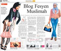 Berita Harian SG (May 2011)
