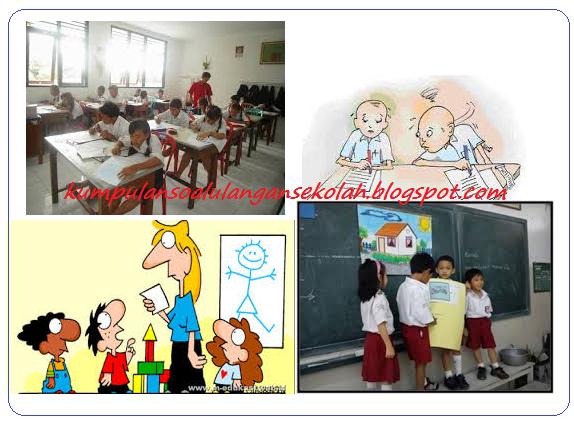 Soal Tematik UAS Semester 1 Kelas 4 SD Kurikulum 2013