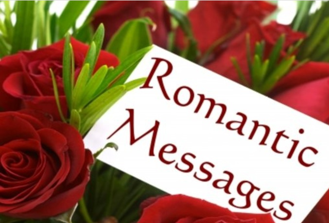 Romantic Messages For You!