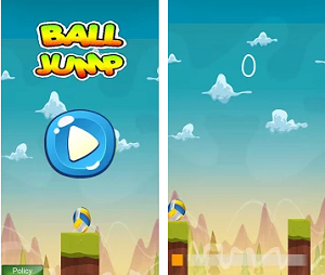 Most Addictive Game of the Month – Ball Jump - Power UP