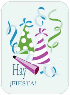 Tarjeta de Invitación a fiesta de cumpleaños, Word