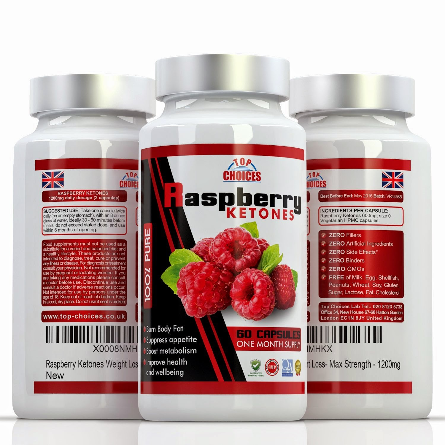 Lose Weight With Raspberry Ketones