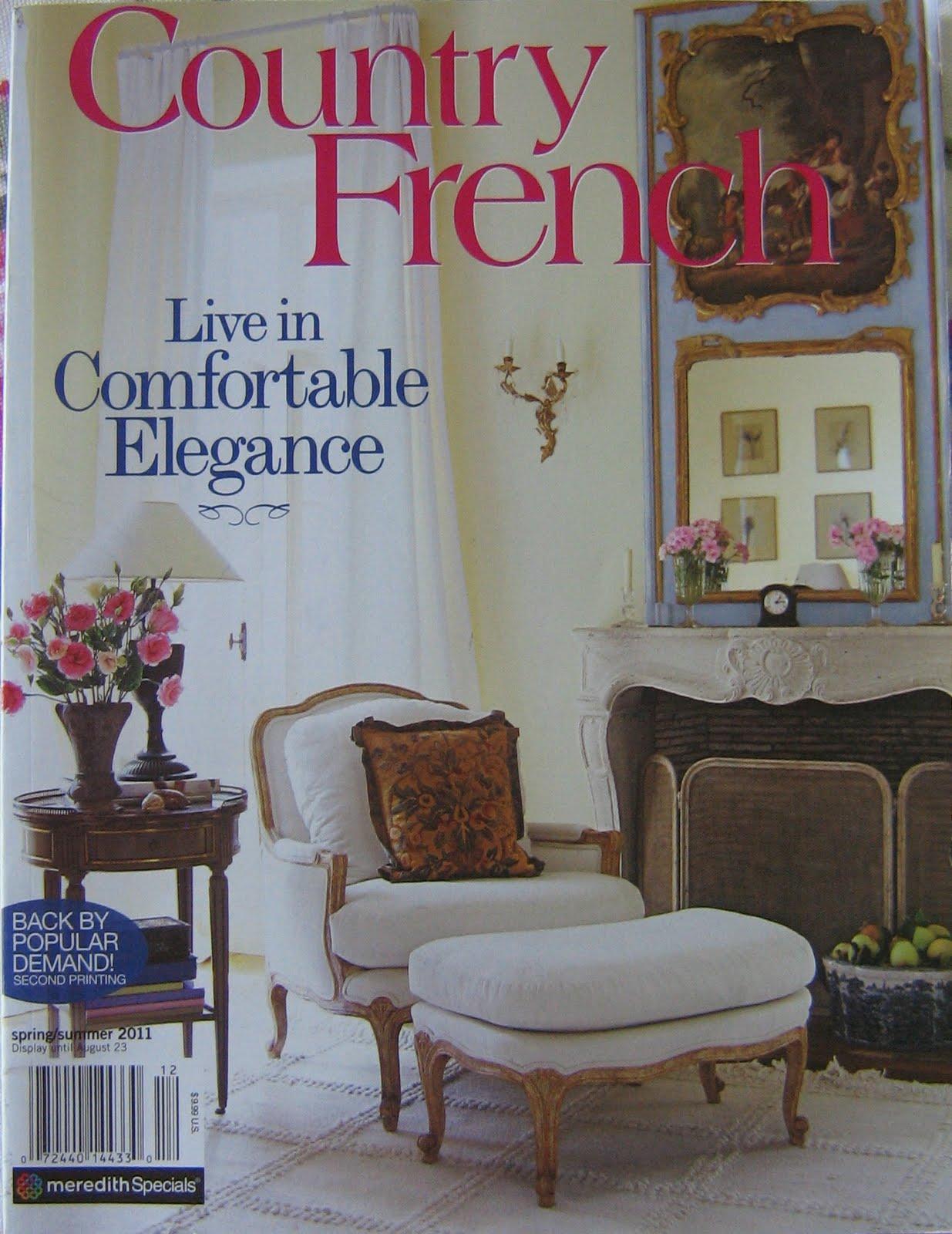 French Country Decor Basics