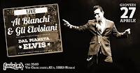 A Roma! Giovedì 27 aprile