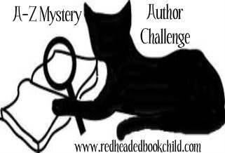 A-Z Mystery Author Challenge