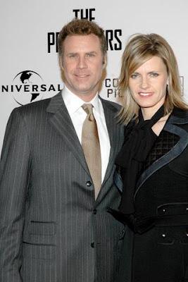 Will Ferrell Wife