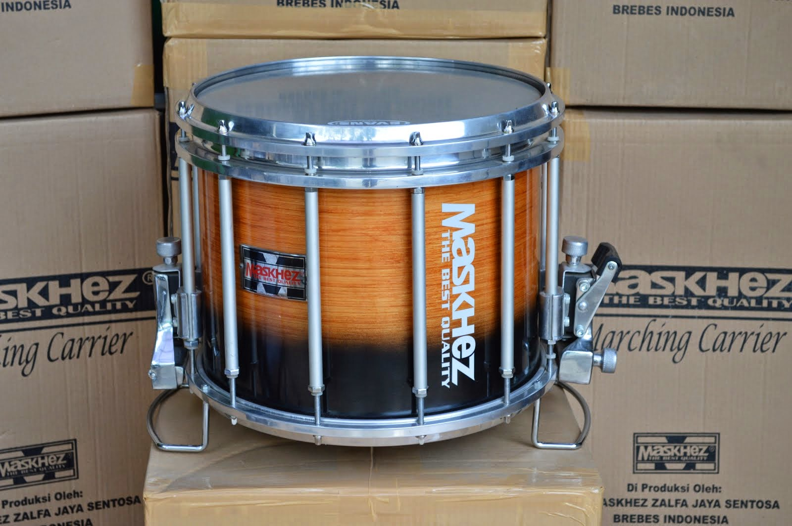 MARCHING SNARE DRUM HTS ROGO JATI 14/12