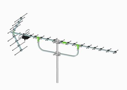 cara membuat antena tv uhf sederhana sudah punya antena untuk tv nya ...