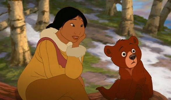 Hình ảnh phim Anh Em Nhà Gấu 2