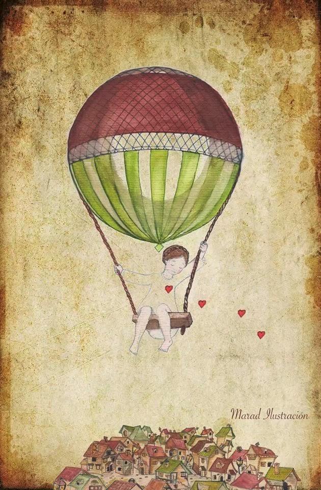 El mundo, está lleno de pequeñas alegrías, solo es cuestión de saber, encontrarlas...