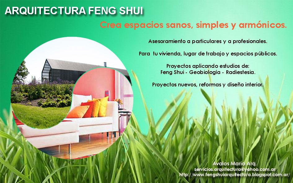 Arquitectura y feng shui proyectos con feng shui - Arquitectura feng shui ...