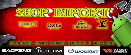 SHOP IMPORT