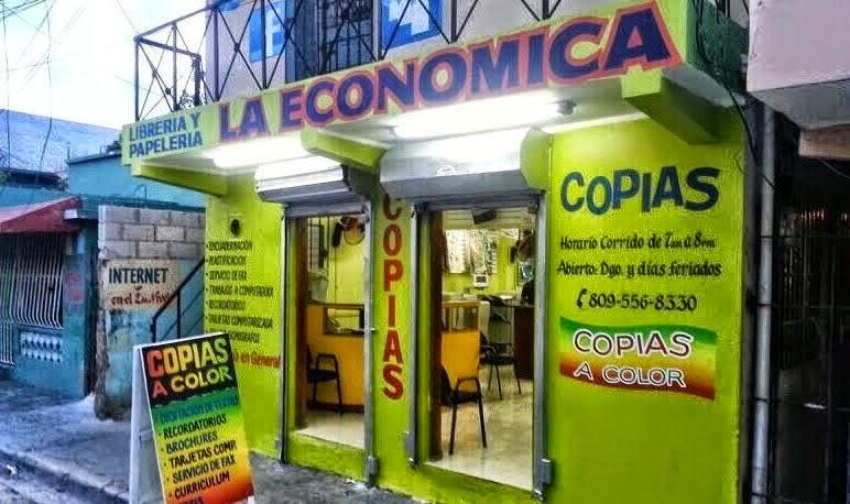Tu economía! 809-556-8330