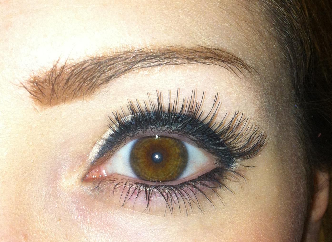 Makeup Of Mine Fake Eyelash Tutorial And Review Of Mac Fake