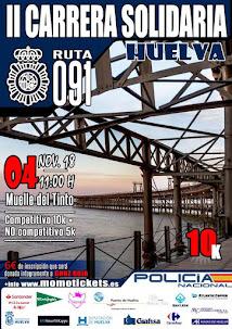 II CARRERA SOLIDARIA RUTA 091