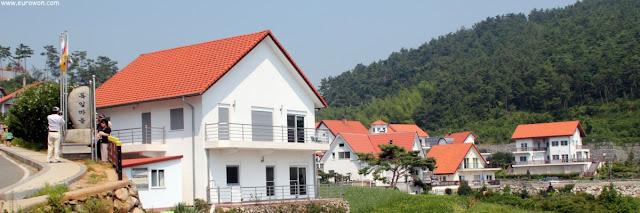 Pueblo alemán de Namhae