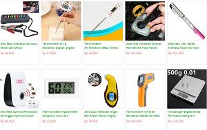 Berbagai alat ukur Digital