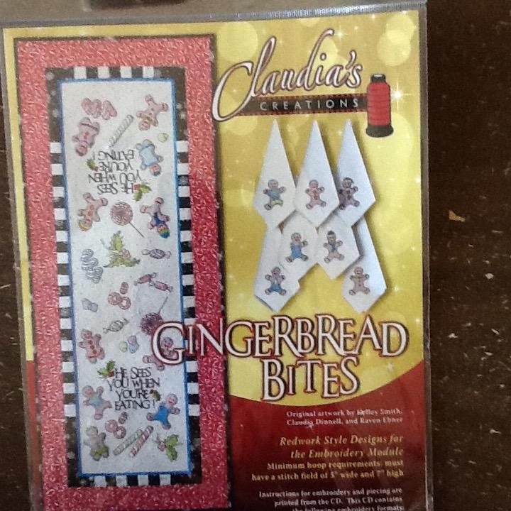 Paula reid machine quilter bernina embroidery class at